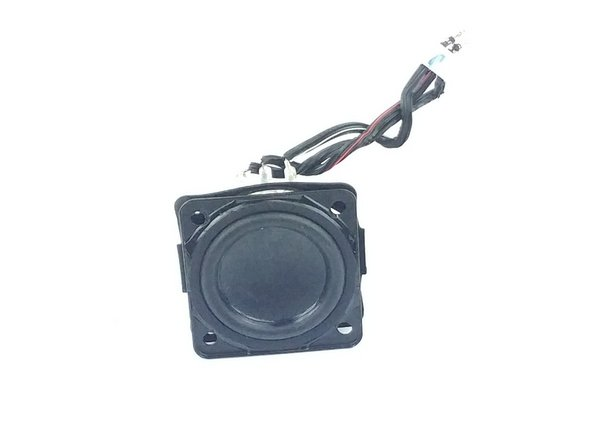 JBL Flip 3 Front Active Driver Replacement