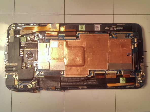 Follow all the steps in reverse to reassemble the phone.