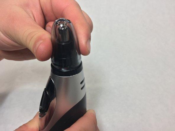Panasonic ER430K Blade Replacement