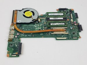 Toshiba Satellite C55-C5240 Motherboard Replacement