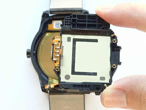 Image 2/2: Once loosened, remove the battery housing.