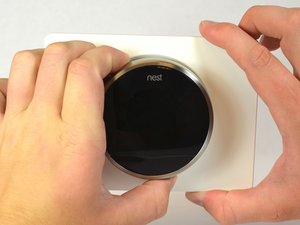 Nest Learning Thermostat 2nd Generation Battery Replacement