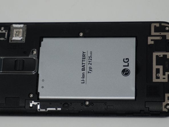 LG Tribute 5 Battery Replacement