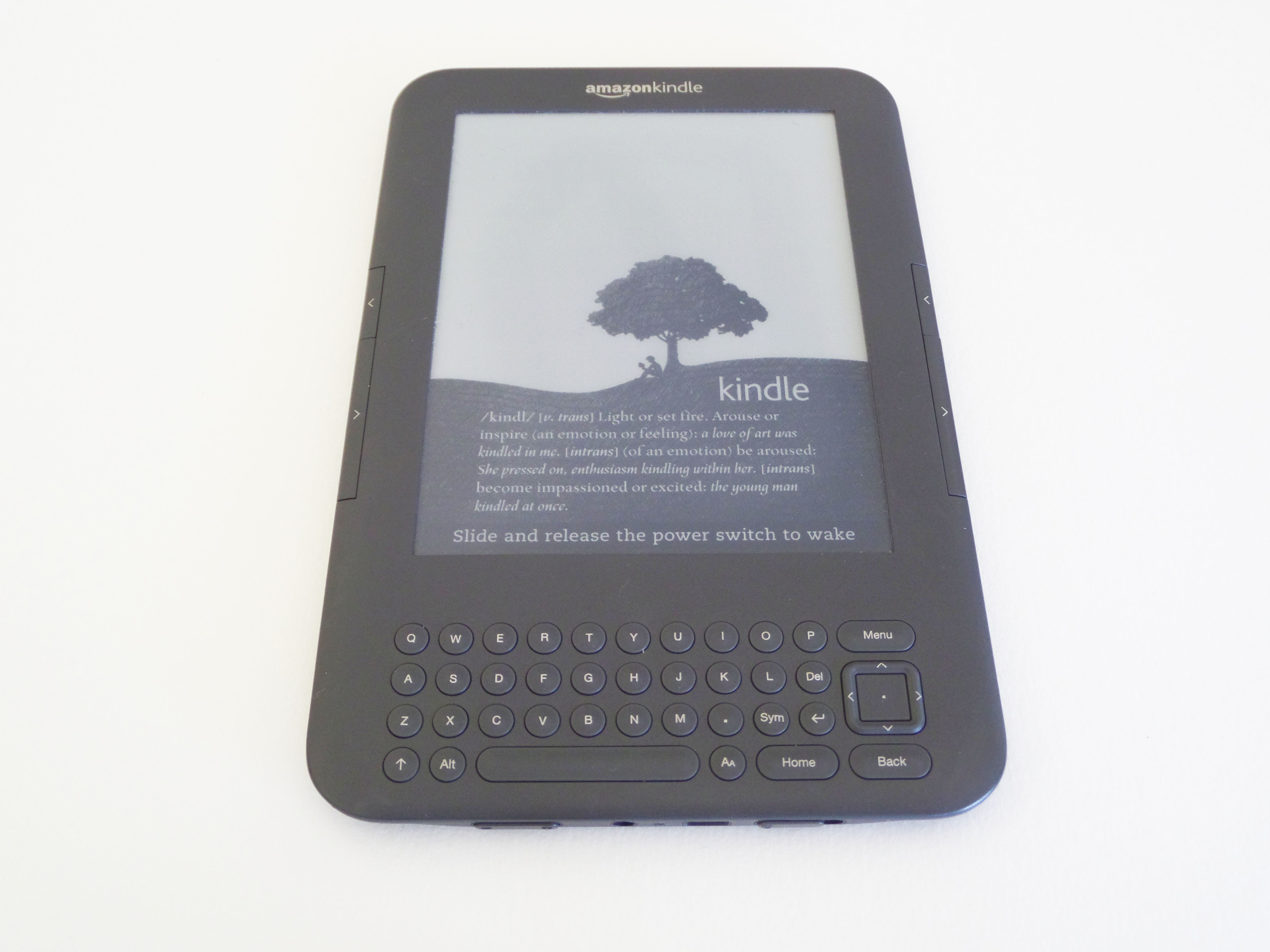 Kindle 3 Battery Replacement Ifixit Repair Guide