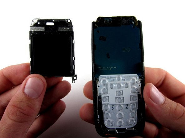 Nokia 2610 Screen Replacement