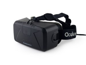 Virtual Reality Headset Repair