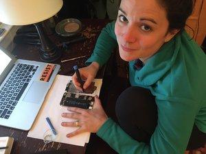 Elizabeth Jardim 发布了一个故事