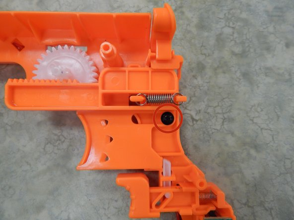 Nerf N-Strike Elite Hail-Fire Trigger Replacement