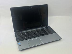 Toshiba Satellite S55t-A5389 Repair