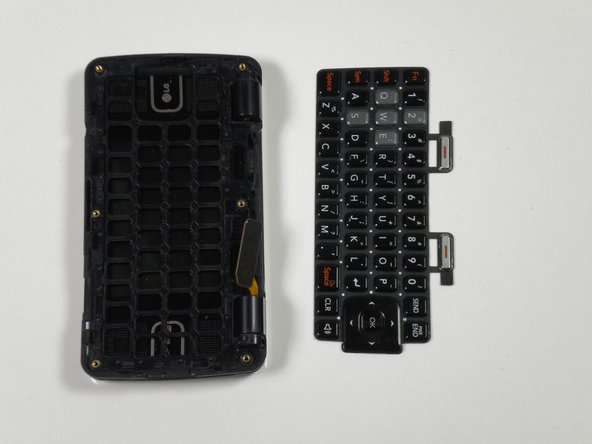 LG env2 vx9100 Inside Keyboard Replacement