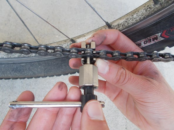 How to Fix a Slipped Bicycle Chain