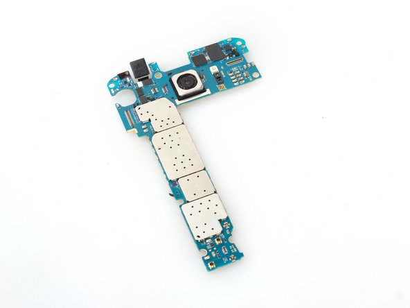 Release USB board connector on the back and remove the motherboard.