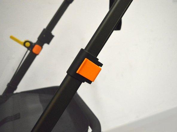 Adjust the handlebar according to your needs.