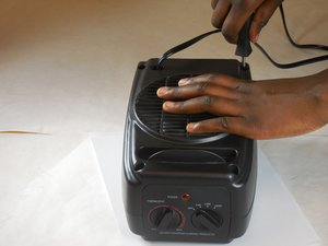 How to Realign the Motor in a Space Heater