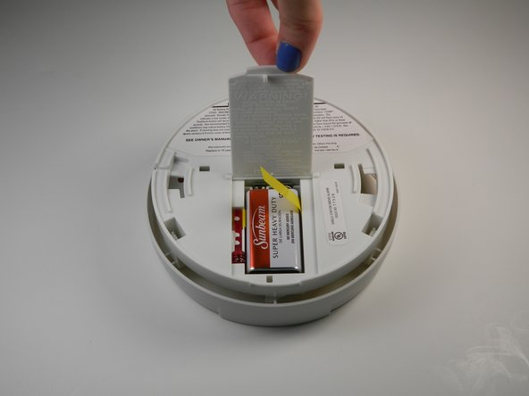 Smoke Detector Battery Replacement Ifixit Repair Guide