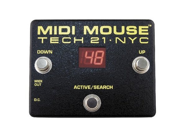 Tech21 NYC MIDI Mouse Tactile Switch Replacement