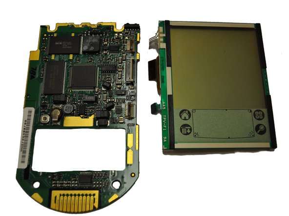 Click here for Palm m105 screen replacement