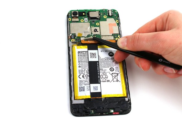 Motorola Moto E6 Play Display Assembly Replacement