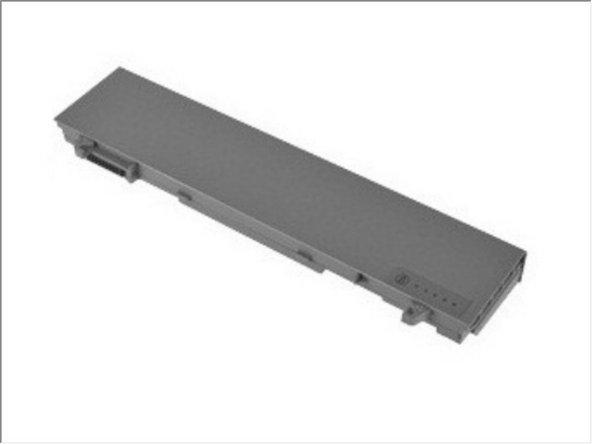 Deslice los pestillos de liberación de la batería a la posición de desbloqueo.