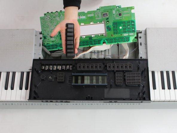 Remove/clean button cluster