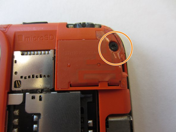 Use a Torx T5 screwdriver