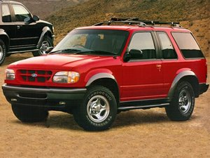 Ford Explorer Repair