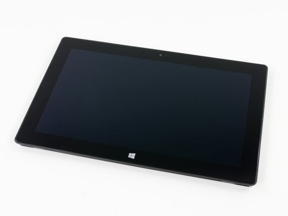 "Image 2/2: 10.6"" ClearType HD Display (resolution of 1366x768 pixels)"