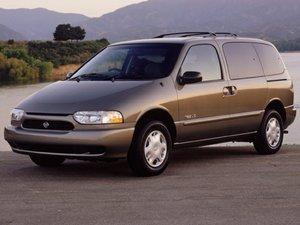 1992-1998 Nissan Quest Repair