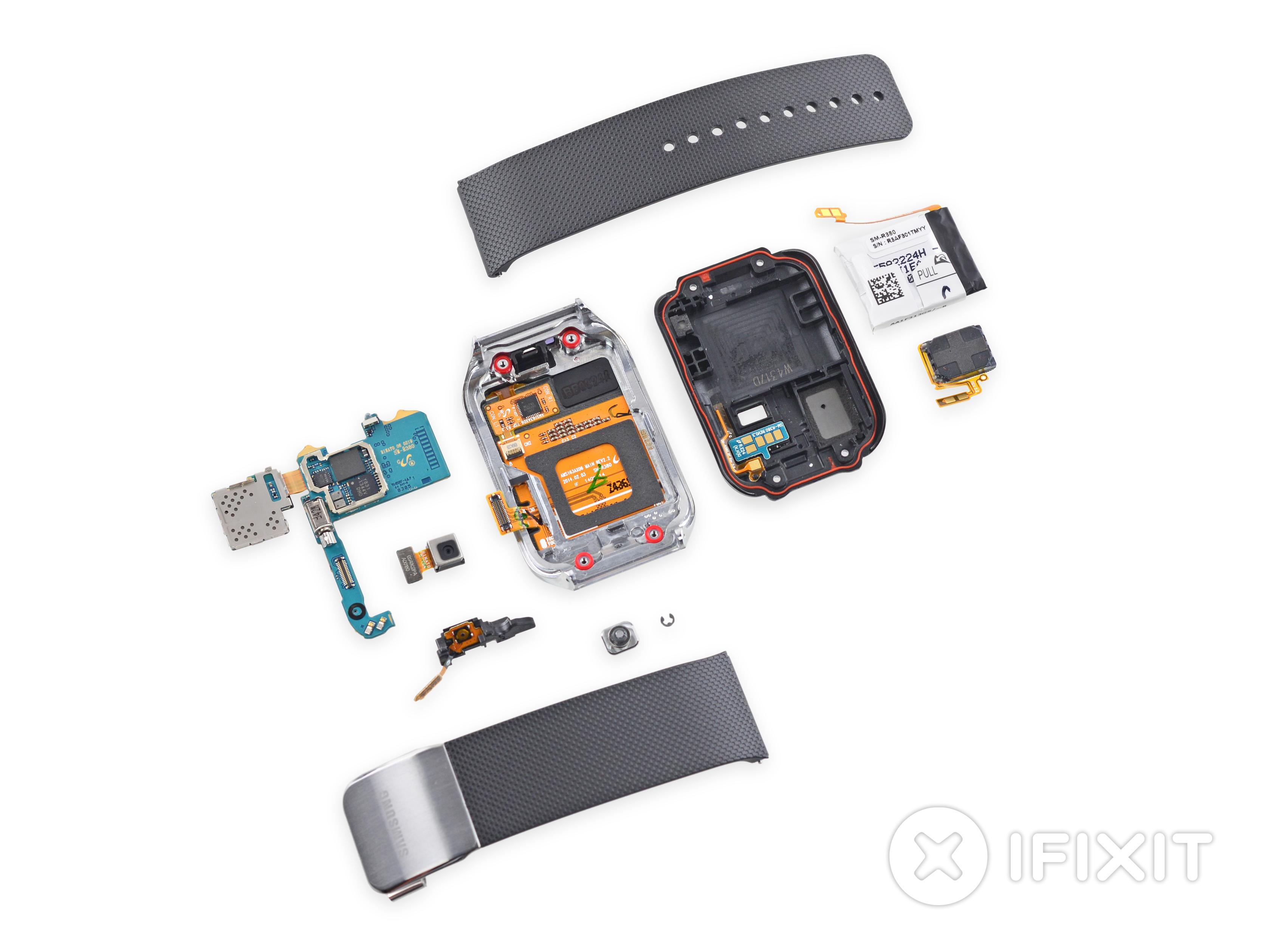 samsung gear 2 repair ifixit rh ifixit com Samsung G4 Samsung G2 Watch