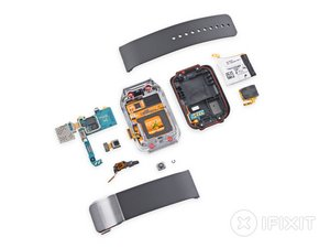 Samsung Gear 2 Teardown