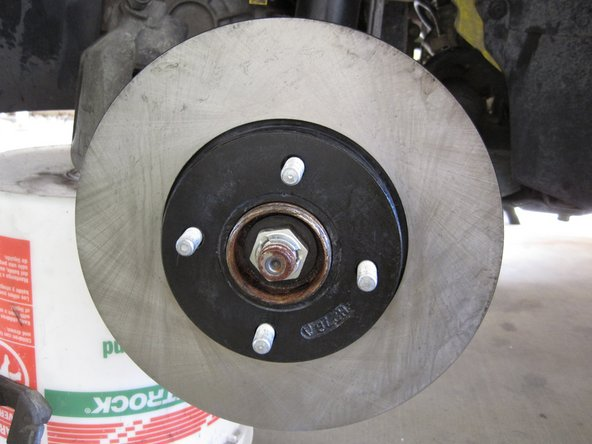 2005 2007 Ford Focus Front Brake Rotors Replacement 2005