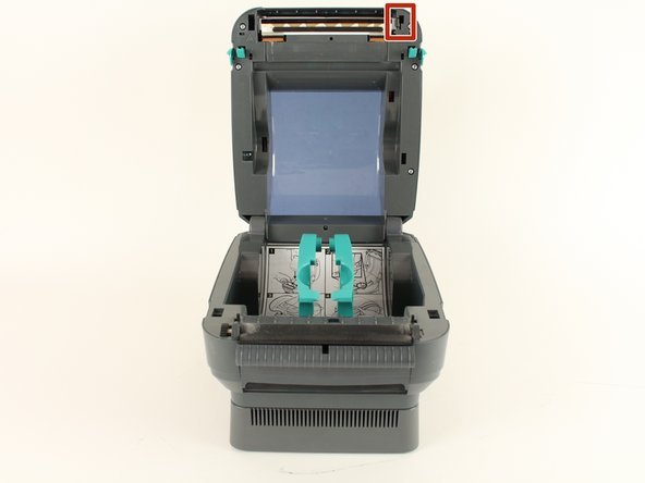 Zebra ZP 505 Printhead Replacement
