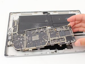 Microsoft Surface Pro 5 Motherboard Replacement