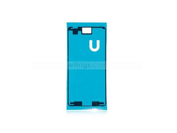 Original LCD Supporting Frame Sticker for Sony Xperia M4 Aqua Main Image
