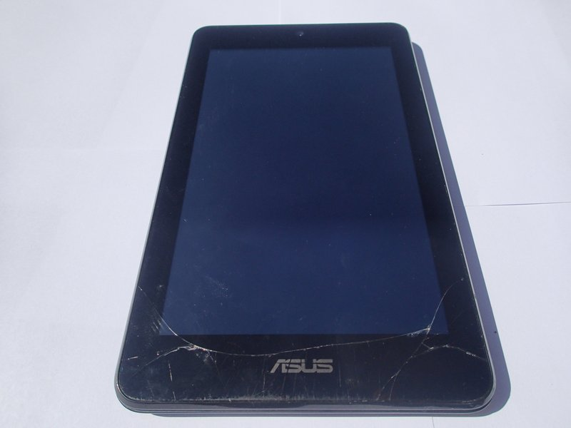 SOLVED: Why won't my tablet turn on? - Asus MeMO Pad HD 7