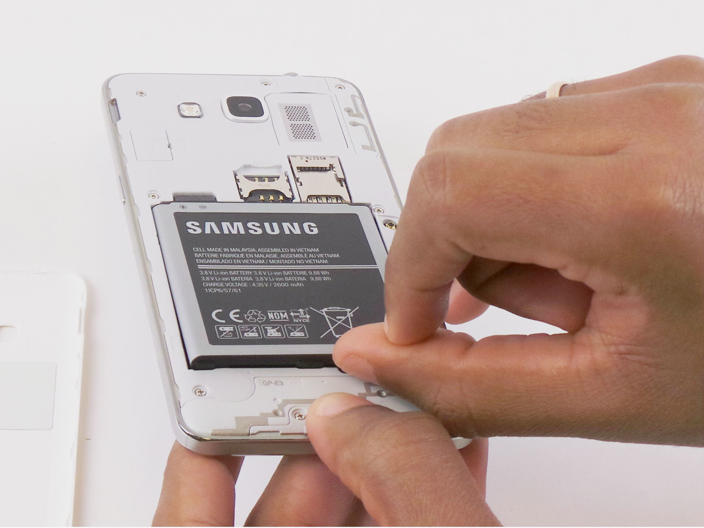 Samsung Galaxy Grand Prime - iFixit