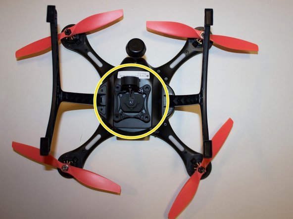 Ehang GHOSTDRONE Aerial Plus 2.0 Gimbal Replacement