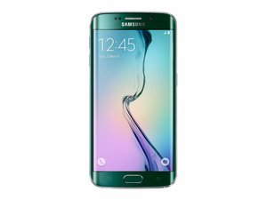 Samsung Galaxy S6 Edgeの修理
