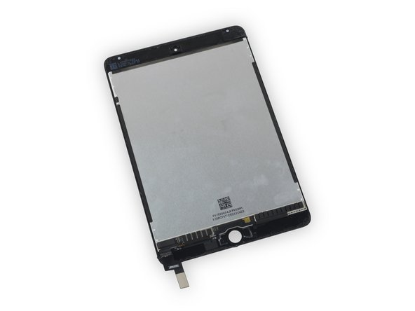 iPad mini 4 Wi-Fi Screen and Digitizer Replacement