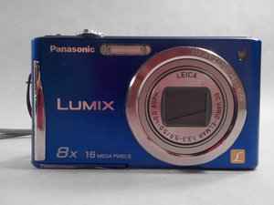 Panasonic Lumix DMC-FH25 Repair