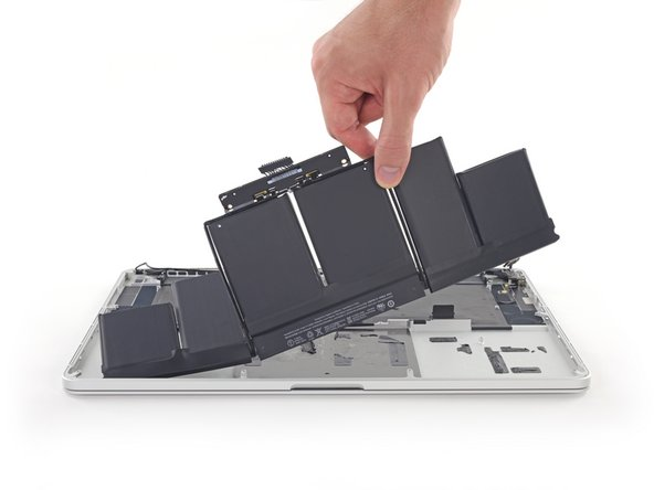 "MacBook Pro 15"" Retina Display Mid 2014 Battery Replacement (Legacy)"