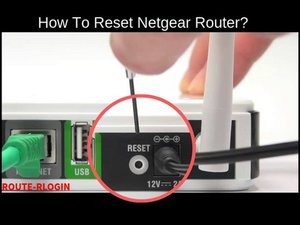 How to Reset Netgear Router?