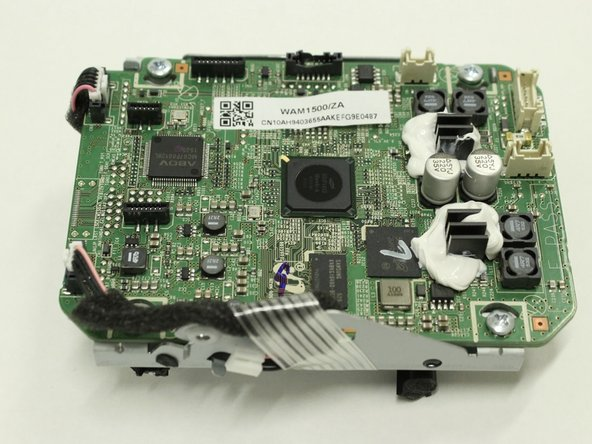 Samsung Radiant 360 R1 Motherboard Replacement