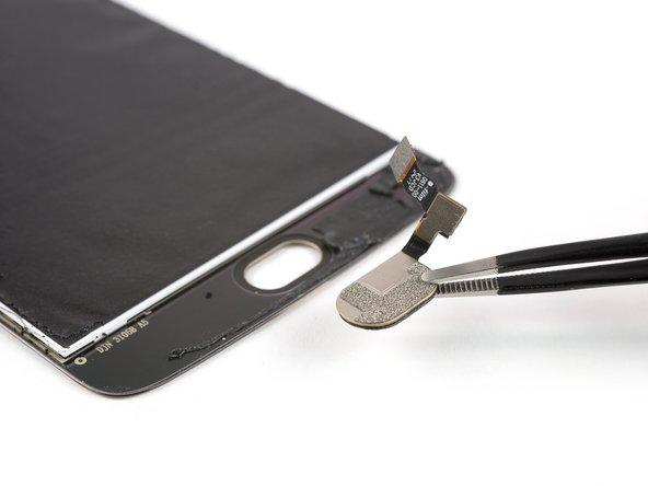 Motorola Moto E4 Plus (XT1771) Fingerprint Sensor