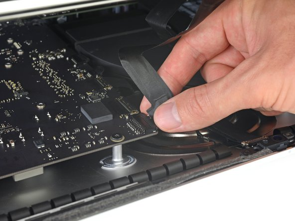 If you've already verified that your iMac is working correctly and are ready to seal it up, skip to Step 17.