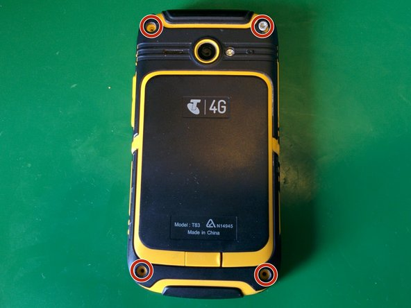 Telstra Dave 4G ZTE T83 Battery Replacement