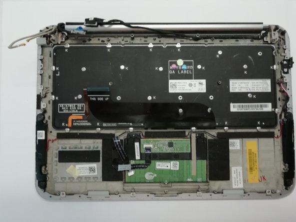 Remplacement du clavier sur un Dell XPS 12 9Q23