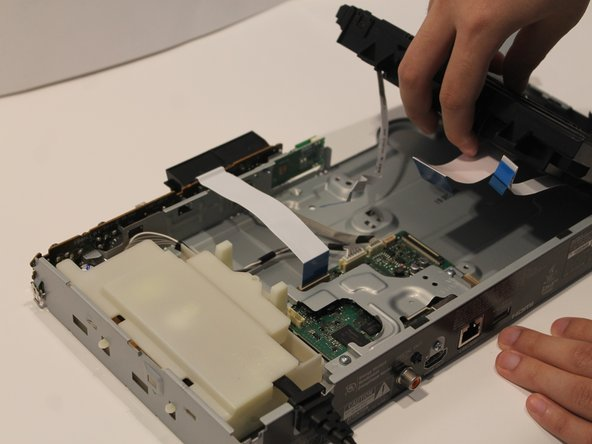 Sony BDP-BX510 Disk Tray Replacement