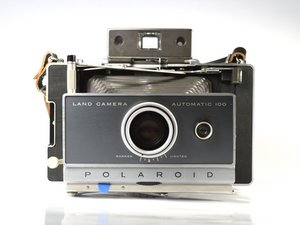 Polaroid Automatic 100 Repair