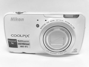 Nikon Coolpix S800c Repair